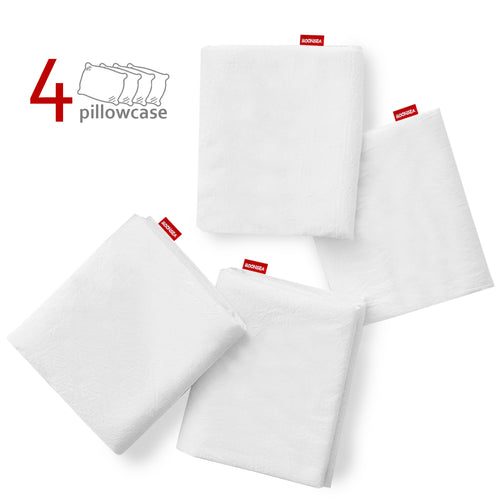 Waterproof Pillow Protector Zippered 4 Pack - Biloban Online Store