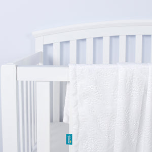 Baby Blanket - Warm Ultra Soft Short Plush Fabric, 3D Embossed - Biloban Online Store