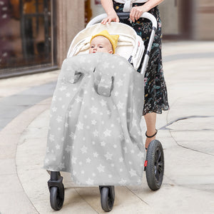 Baby Carseat Canopy Nursing Cover - Biloban Online Store