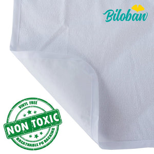 Changing Pad Liners(5 Pack), Washable Cotton Terry Changing Table Pads - Biloban Online Store