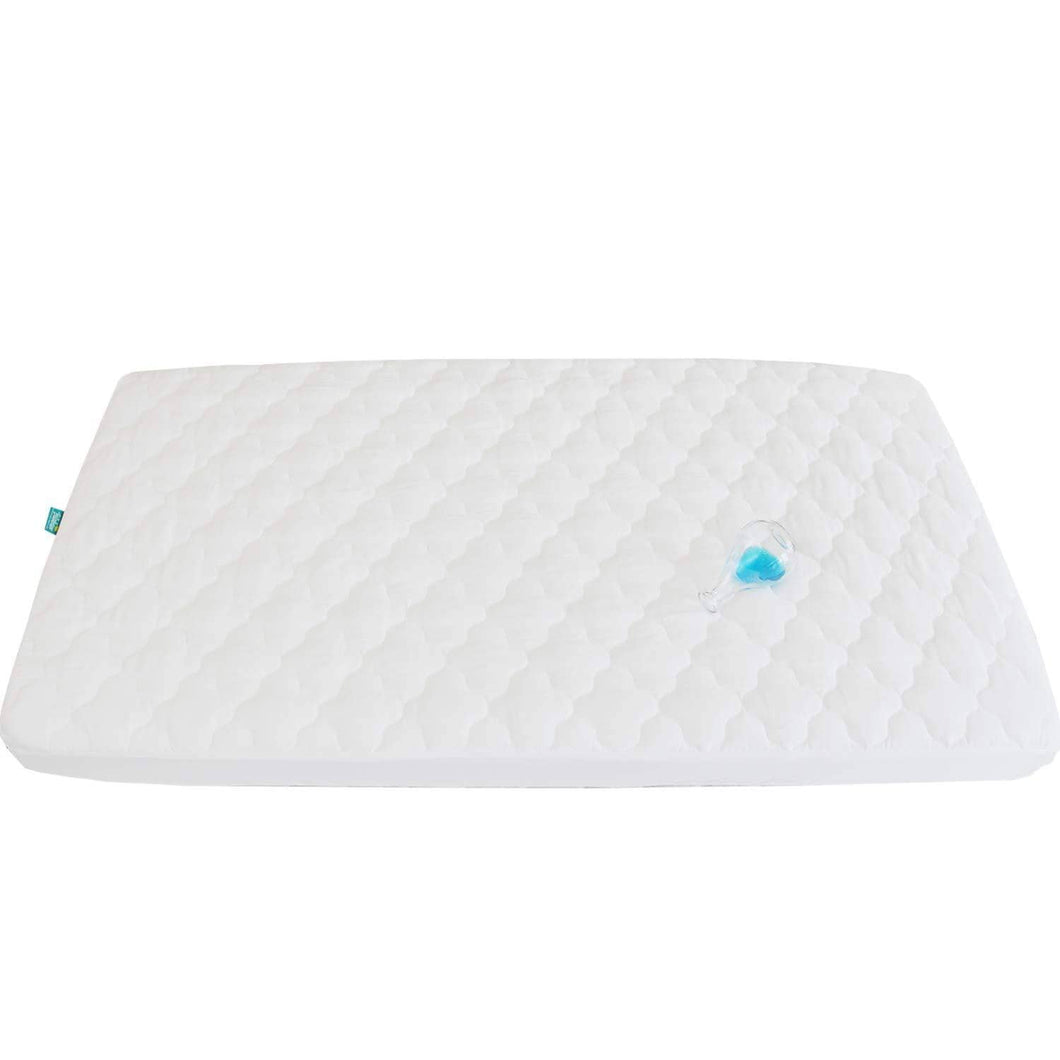 Pack N Play Mattress Pad Cover - Ultra Soft Microfiber ( 39