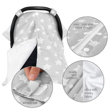 Load image into Gallery viewer, Baby Carseat Canopy Nursing Cover - Biloban Online Store