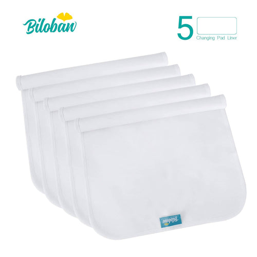 Biloban Flannel Portable Waterproof Changing Pad Liners - Biloban Online Store
