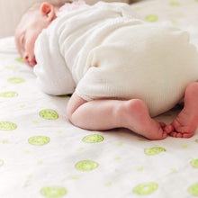 Load image into Gallery viewer, Baby Swaddle Blanket - Premium Muslin, Kiwi - Biloban Online Store