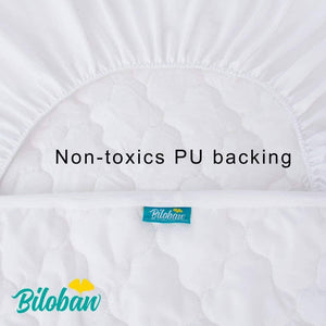 Square Pack N Play Mattress Cover (for Graco Pack 'n Play TotBloc Playpen, 36'' x 36'') - Biloban Online Store