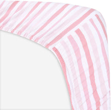 Load image into Gallery viewer, Crib Sheets, 100% Cotton Toddler Fitted Sheets for Girl - Biloban Online Store