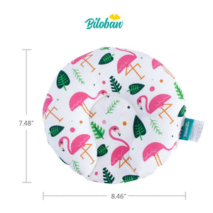 Baby Shaping Pillow For Newborn & Infant - Prevent Flat Head Anti Roll Neck Support - Biloban Online Store