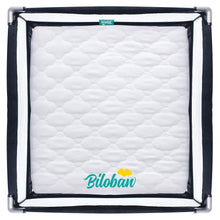 Load image into Gallery viewer, Square Pack N Play Mattress Cover (for Graco Pack 'n Play TotBloc Playpen, 36'' x 36'') - Biloban Online Store