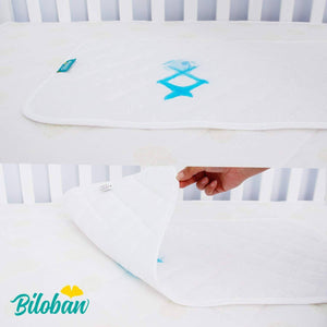 Changing Pad Liners - Bamboo Terry - Biloban Online Store