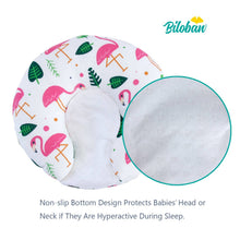 Load image into Gallery viewer, Baby Shaping Pillow For Newborn & Infant - Prevent Flat Head Anti Roll Neck Support - Biloban Online Store