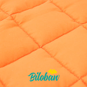 Toddler Nap Mat - Convenient, Portable, A Carry Handle, Perfect for Daycare, Fish Pattern - Biloban Online Store