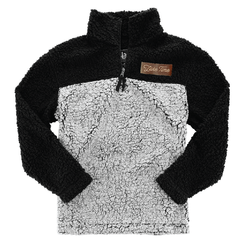 Unisex Sherpa Pullover - Lake Time Supply Co.