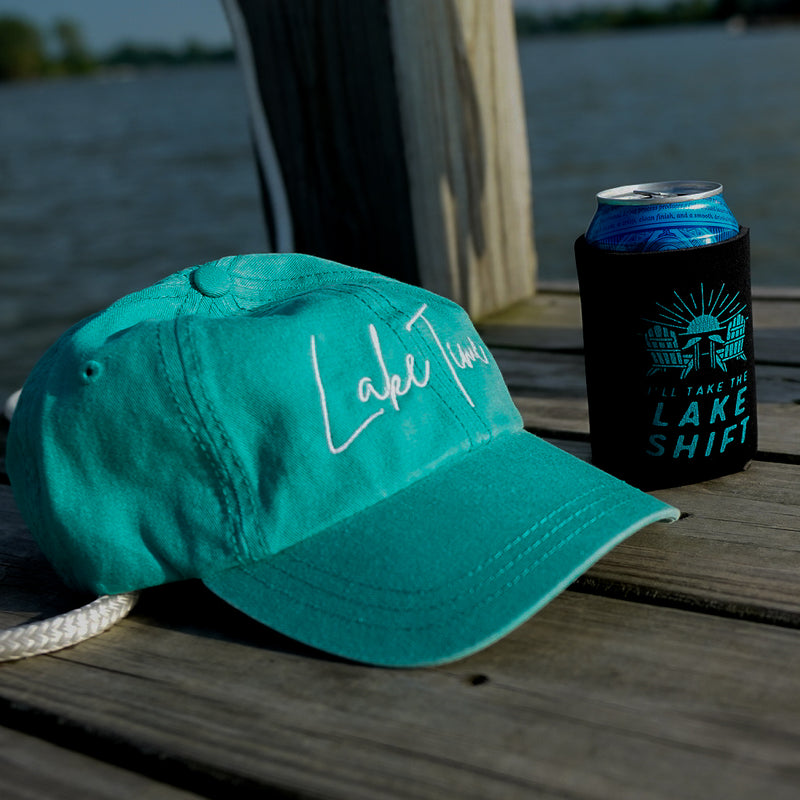 Lake Time Unisex Ball Cap - Lake Time Supply Co.