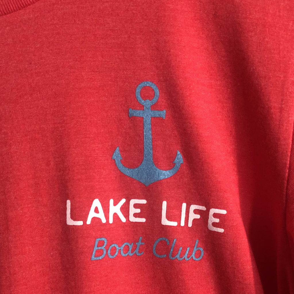Unisex Work Like a Captain, Play Like a Pirate - (only XS + Small remaining) - Lake Time Supply Co.