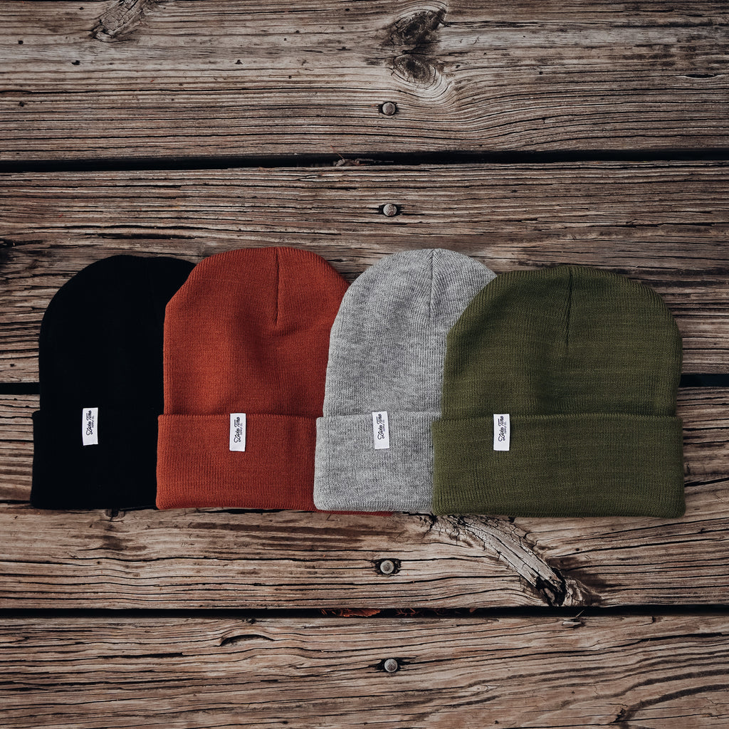 Classic Beanie - Lake Time Supply Co.