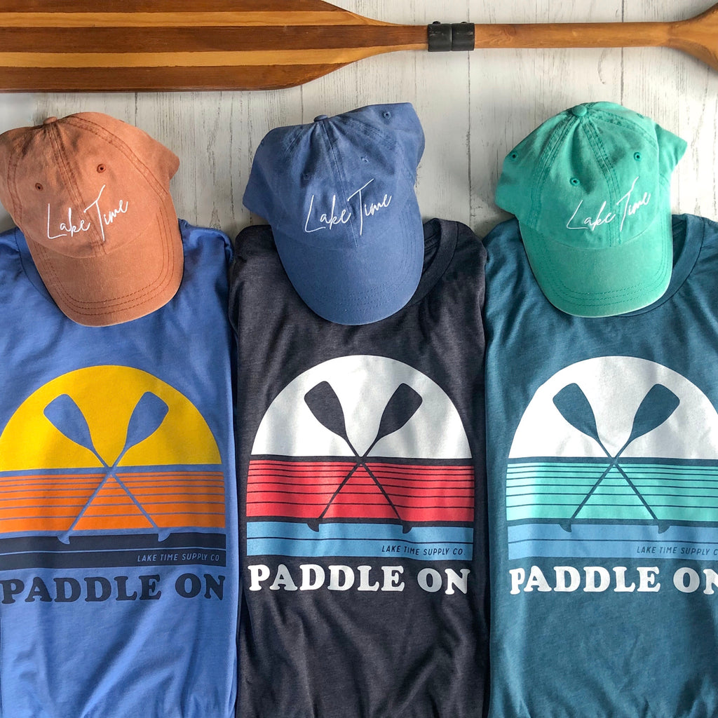 Paddle On Unisex T-Shirt