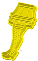 leg lamp cookie cutter a christmas story