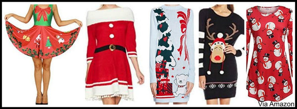 christmas-dresses-and-skirts-knits-flared-swing-styles