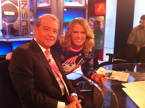 stuart-varney-anne-marie-blackman-christmas-sweaters-fox-business