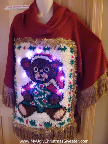 best-homemade-hook-rug-diy-christmas-sweater-with-lights