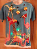 tropical lightup sweater myuglychristamssweater.com