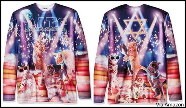bf1a48a6 Hanukkah Sweaters and Vests for Men and Women