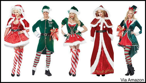 california-costumes-cosplay-amazon - Christmas Cosplay Costume Ideas For This Years Party