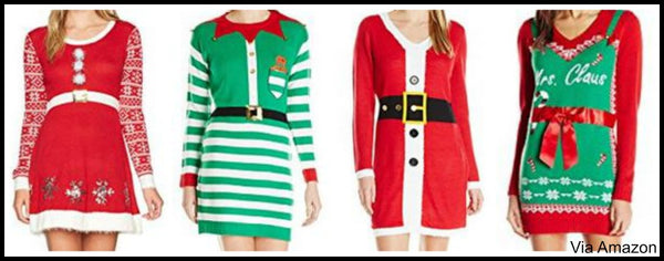 christmas-sweater-dress-allison-brittney-via-amazon
