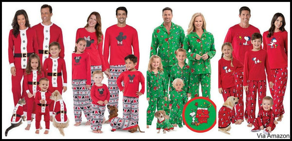 cd6542e86d Christmas Pajamas - Matching Holiday Pajamas for the Whole Family