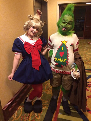 Christmas Costume Ideas.Christmas Cosplay Costume Ideas For This Years Party
