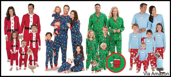 matching family pajamas set pajamagram