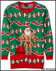fitness-christmas-sweater