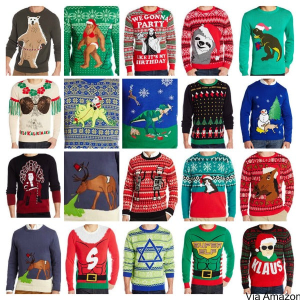 cheap christmas sweaters