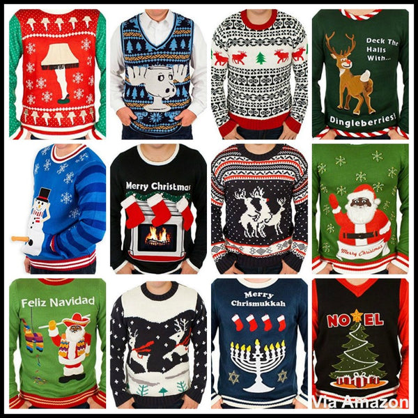 Funny Christmas Sweater Ideas