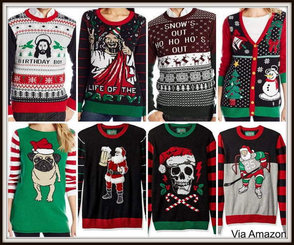 Cheap Ugly Christmas Sweaters For Sale Under 35 Many Under 20