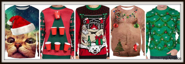 Ugly Christmas Sweaters  3c2ebf878