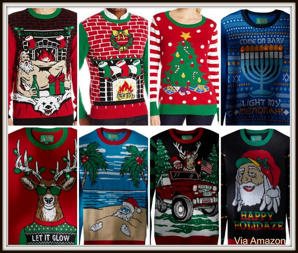 pretty nice c4537 74b89 Cheap Ugly Christmas Sweaters for Sale | Under $35. Many ...