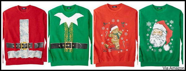 competitive price ebb7a a813d Plus Size Christmas Sweaters for 3XL 4XL and 5XL Men and Women