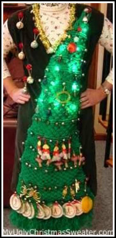 macrame-tree-christmas-sweater-dress-diy