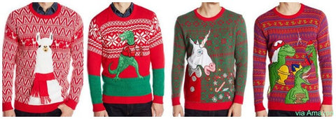 Llama Christmas Sweater.Mens Ugly Christmas Sweaters For Sale