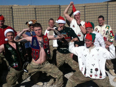 ugly christma sweaters for military