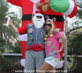 My Ugly Christmas Sweater Florida Pool Party