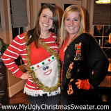 My Ugly Christmas Sweater Wacky Santa