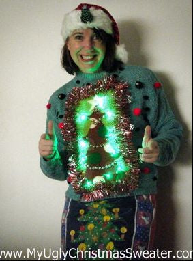 Ugly Christmas Sweater Pictures Funny Outrageous Tacky