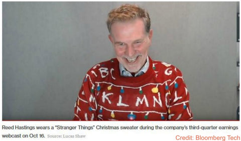 stranger-things-christmas-sweater-netflix-ceo-hastings