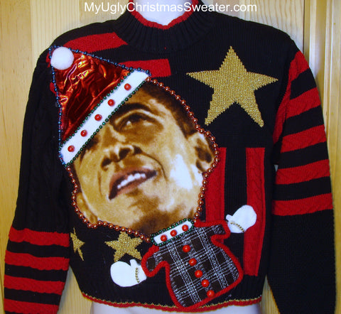 Obama-ugly-christmas-sweater