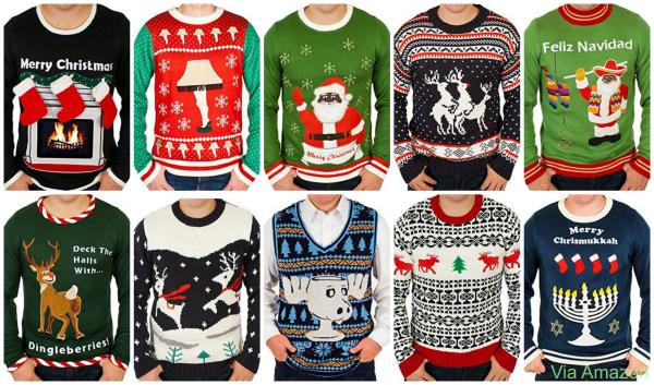 a04d0427 Plus Size Christmas Sweaters for 3XL 4XL and 5XL Men and Women