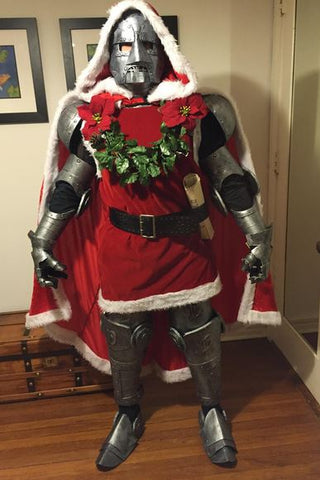 Christmas Cosplay Costume Ideas For This Years Party My Ugly Christmas Sweater