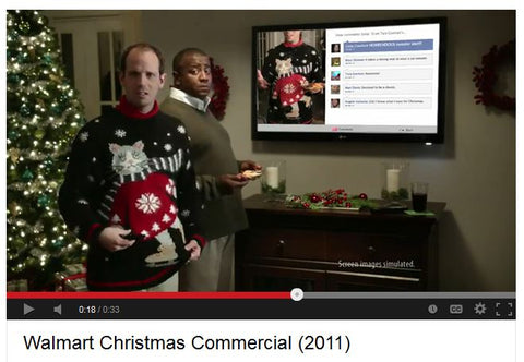 this - Walmart Christmas Commercial