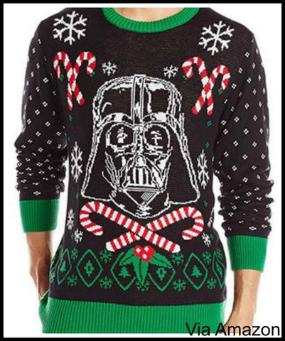 star wars christmas sweaters - Star Wars Christmas Pajamas